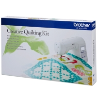 brother Brother Creative Quilting Kit QKF3